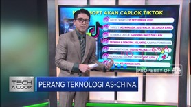 Perang Teknologi AS-China