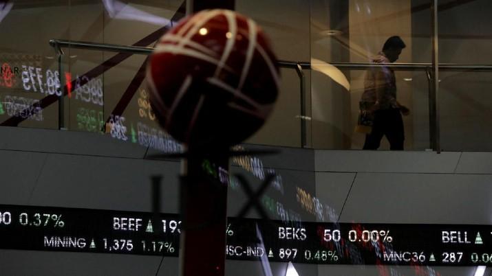 Ilutrasi Bursa. (CNBC Indonesia/Muhammad Sabki)