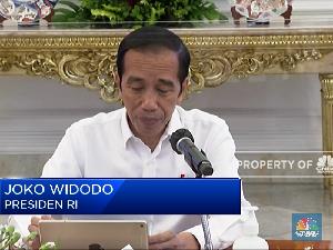 Jokowi Minta 30 Bandara Internasional Ditinjau Ulang