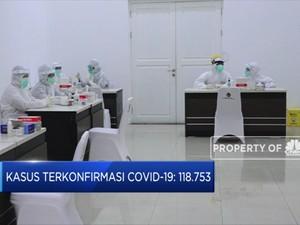 6 Agustus, Kasus Terkonfirmasi Covid-19 RI Bertambah 1.882