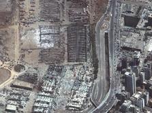 Ledakan Bak Bom Atom Menguak Sederet 'Dosa' Lebanon