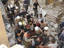 Update! Hasil Investigasi Awal Penyebab Ledakan Beirut