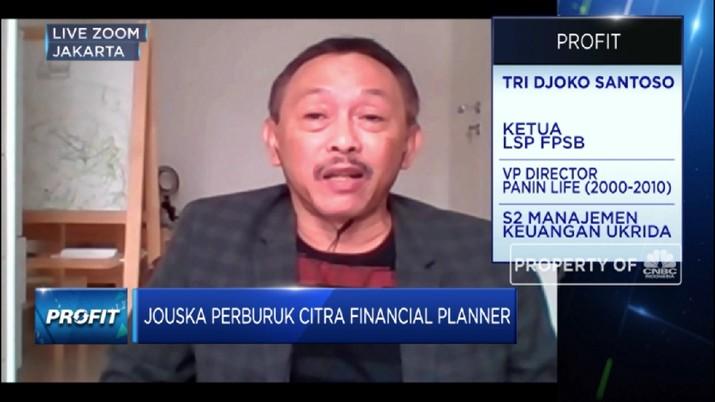 LSP FPSB: Jouska Tak Layak Disebut Perencana Keuangan (CNBC Indonesia TV)