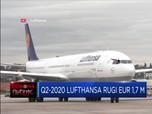 Terdampak Covid-19, Q2-2020 Lufthansa Rugi Rp 28 T