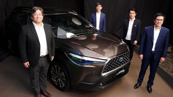 Toyota Luncurkan All New Corolla Cross Mewarisi DNA Corolla dalam Kemasan Urban SUV yang Fun, Nyaman, Fungsional, dan Ramah Lingkungan. Ist