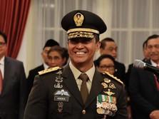 KSAD Andika Perkasa, Wakil Erick di Tim Penanganan Covid-19