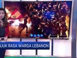 Lamban Atasi Ledakan Beirut, Warga Lebanon Demo Pemerintah