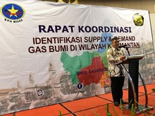 BPH Migas Identifikasi Supply & Demand Gas Bumi di Kalimantan