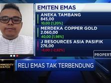 Reli Emas Tak Terbendung, Investor Disarankan Beli Bertahap