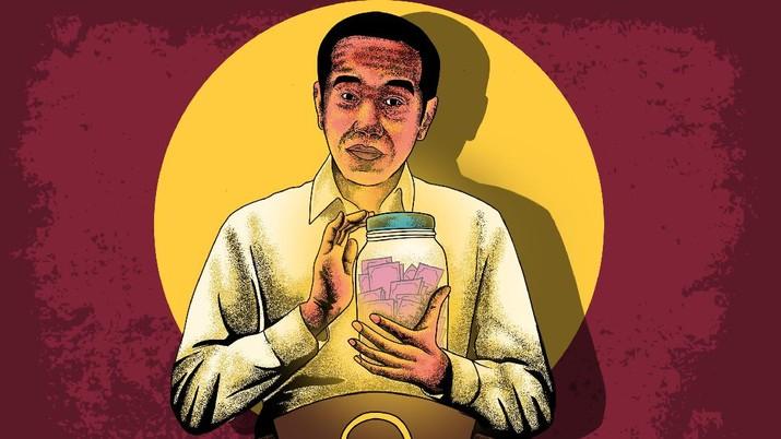 Infografis/ Nih 'Vitamin' Terbaru dari Jokowi agar RI Menjauh dari Resesi/Aristya Rahadian