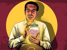 Pengusaha Desak Vaksinasi Mandiri, Jokowi: Kenapa Tidak?