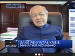 Mahathir Mohamad: Lockdown Sebabkan Terperosoknya Ekonomi