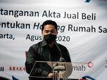 Pengumuman! Merger Bank Syariah BUMN Digelar Sore Ini