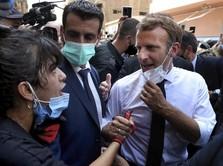 Tumpas Islam Radikal, Presiden Prancis Macron Luncurkan UU