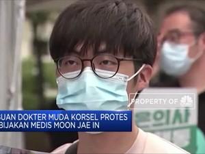 Ribuan Dokter Muda Korsel Demo, Ada Apa?