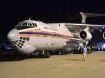Top Putin! Rusia Kirim 5 Pesawat Bantuan ke Lebanon