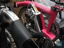 Ternyata Ini yang Picu Impor Sepeda Brompton Cs Diperketat