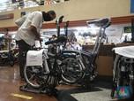 Impor Sepeda Brompton Cs Diperketat Mendadak, Kenapa Ya?