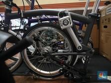 Sudah Jatuh Banget, Ini Daftar Terbaru Harga Sepeda Brompton