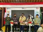 Menko Airlangga Resmikan Kerjasama dengan Pemuda Muhammadiyah