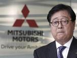 Alasan Kesehatan, Bos Mitsubishi Osamu Masuko Mundur