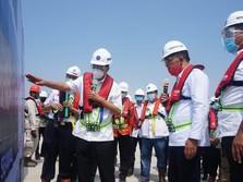 Menhub Janjikan Pelabuhan Patimban Beroperasi November 2020