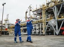 PLBC Setahun Beroperasi Penuh, RI Makin Mandiri dalam Energi