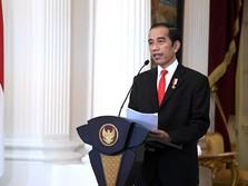 Besok, Jokowi 'Blusukan' ke Bandung Cek Vaksin Covid-19