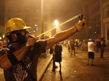 Ledakan Beirut Berbuntut Kerusuhan, 2 Menteri Lebanon Mundur