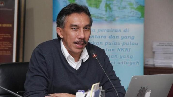 Deputi Bidang Koordinasi Infrastruktur Kemenko Kemaritiman dan Investasi, Ridwan Djamaluddin. (Dok. Kemenko Kemaritiman)