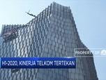 H1-2020, Pendapatan Telkom Turun 3,6% (yoy)