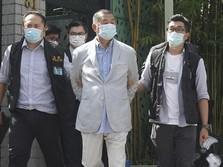 Hong Kong Makin Panas! Bos Media Ditangkap karena UU China