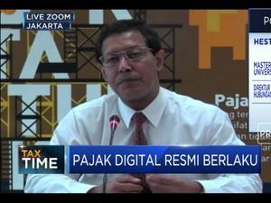 Kemenkeu Targetkan Semua Perusahaan Digital Asing Pungut PPN