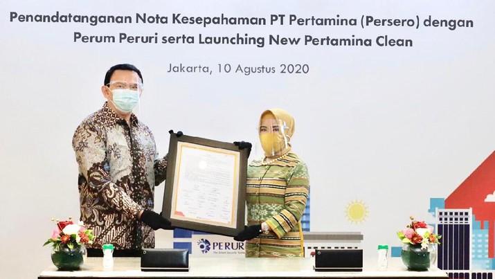 New Pertamina Clean, Direksi & Komisaris Jaga Integritas