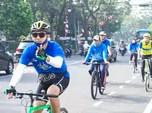 Berhadiah Brompton, bank bjb Gelar Lomba Sepeda Virtual