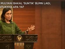 Sri Mulyani Bakal 'Suntik' BUMN Lagi, Bentuknya Apa ya?