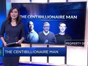 The Centibillionaire Man