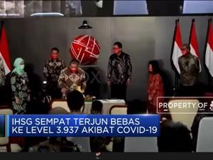 Ulang Tahun Pasar Modal, Jokowi & OJK Buka Suara