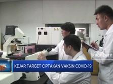 Kejar Target Ciptakan Vaksin Covid-19
