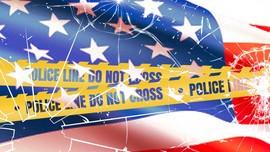 Ada Insiden Penembakan, AS Kembali Membara