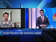 Didepak Dari PSN, Ini Kelebihan Pesawat R80 Warisan Habibie
