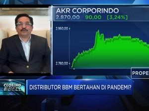 Ekspansi Bisnis Distributor BBM, Investasi AKRA Capai Rp 6 T
