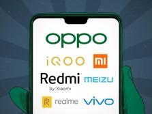 Catat! Ini 10 Ponsel Android Paling Ngebut, Siapa Juaranya?