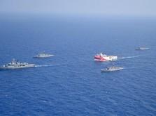 Bukan AS-China, Turki-Yunani Mungkin Perang Duluan