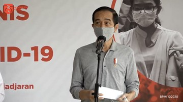 Jokowi Ri Produksi 250 Juta Vaksin Covid 19 Di Desember 2020