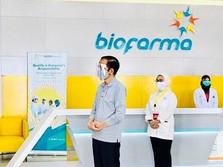 Bakal Dapat Suntikan PMN Rp 1 T, Bio Farma Bikin Apa Saja?