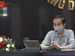 Duh! Jokowi Sebut Ada Dana Nganggur Rp170 T di Bank