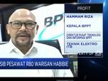 R80 Habibie Digantikan Proyek Drone dalam PSN? Ini Kata BPPT