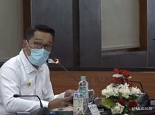 Tambah 446 Pasien, Kasus Aktif Covid-19 Jabar Merangkak Naik