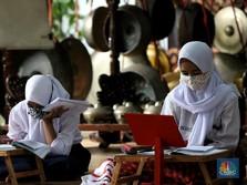 Dear Bunda, Sekolah Tatap Muka di Kota Depok Dibatalkan Ya